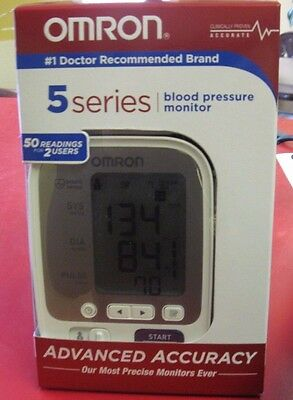 OMRON  BP742 5 Series Blood Pressure Monitor - NEW