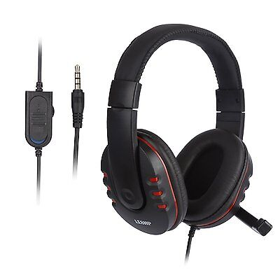 Gaming Headset 3.5mm Wired Over-head Stereo Gaming Headset