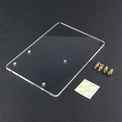 [NEW] Acrylic Experimental Platform For Arduino UNO R3 Board Fixation