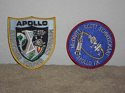 Nasa Mission Patches Lot Space Shuttle Patches Apollo Patches Space Collectible