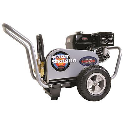 Simpson WS3500 WaterShotgun 3500 PSI / 4.0 GPM Belt Drive Gas Pressure Washer