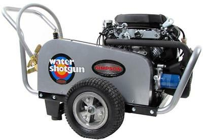 Simpson WS5050H WaterShotgun 5000 PSI / 5.0 GPM Belt Drive Gas Pressure Washer
