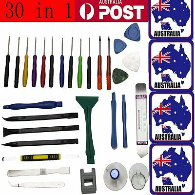 30in1 Repair Tools Screwdrivers Set Kit for Samsung iPhone iPad Tablet PC Phone