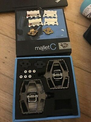Crank Brothers Mallet C Pedals Mountain Bike In Box