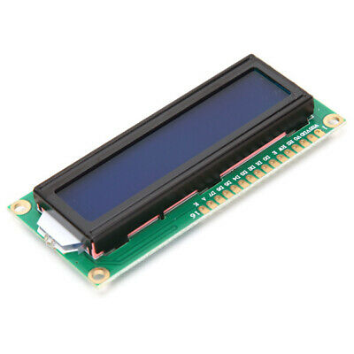 [NEW] 1Pc 1602 Character LCD Display Module Blue Backlight