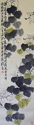 Chinese Hanging Scroll ink On paper Painting