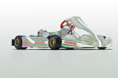 2016 401 Tony Kart DD2 chassis - ** BRAND NEW **