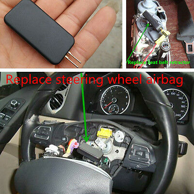 Universal Car Airbag Emulator Simulators Fault Diagnostic Scan Tool Detector HOT