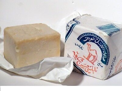 Palestinian nablus Traditional Pure Olive Oil Soap Bar  organic 1 pcs 130 gr