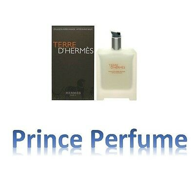 TERRE D'HERMES AFTER SHAVE BALM - 100 ml