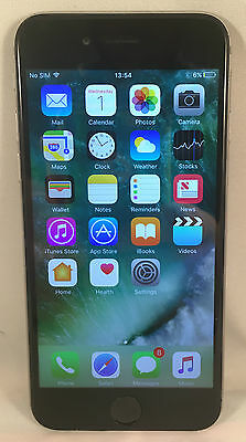 Apple iPhone 6 - 16GB - Space Grey (Vodafone) Smartphone