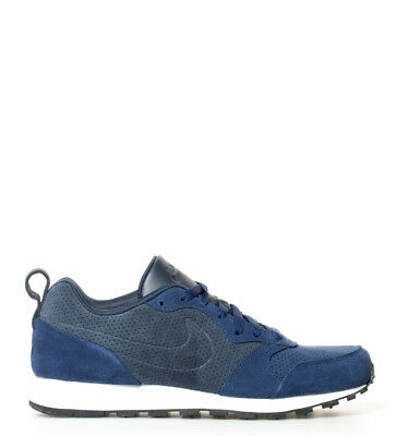 Nike - Zapatillas MD Runner 2 azul, gris