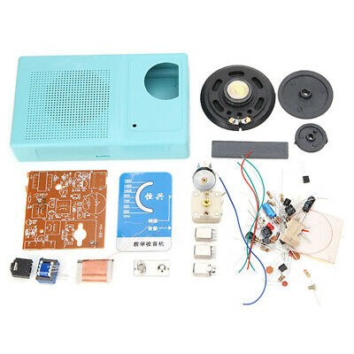 [NEW] AM Radio DIY Electronic Kit Learning Suite