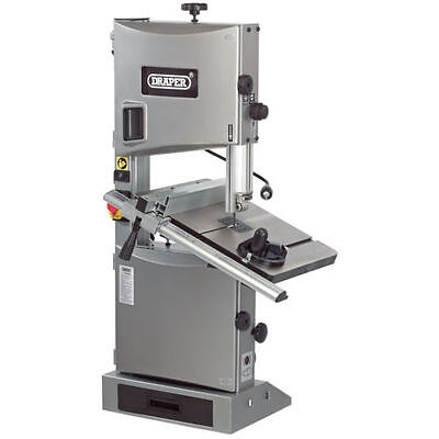 Draper 315mm Two Wheel Wood Bandsaw Band Saw 84714 740W 230V