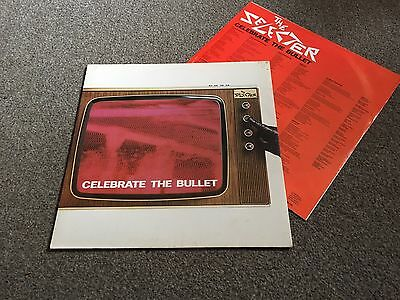 Selecter - Celebrate The Bullet - 1981 Lp With Inner Sleeve Ex More 2 Tone Look!