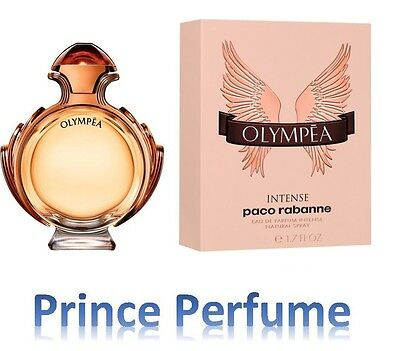 OLYMPEA INTENSE PACO RABANNE EDP INTENSE VAPO NATURAL SPRAY - 80 ml