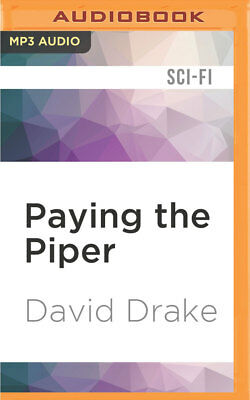 Hammer's Slammers: Paying the Piper 6 by David Drake (2016, MP3 CD, Unabridged)
