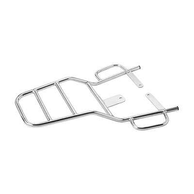 VESPA Stainless Steel LONDON Rear Flat Rack Carrier/Passenger Grab Rail PX/LML
