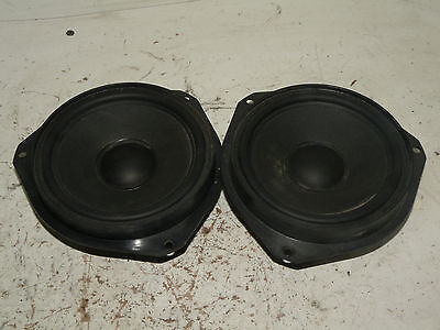 Opel Vauxhall Astra H 04' Front Rear Speaker Gm24423552