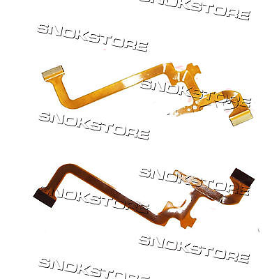New Lcd Flex Cable Cavo Flat For Videocamera Jvc Gz-Ms110 Repair Parts Digital