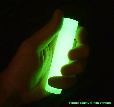 INDESTRUCTIBLE + 100% REUSABLE Glowstick, Super Bright And Completely Safe !!!