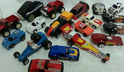 Tonka Friction Car Truck Vintage Lot Japan Clutch Poppers Tin Toy Metal Plastic