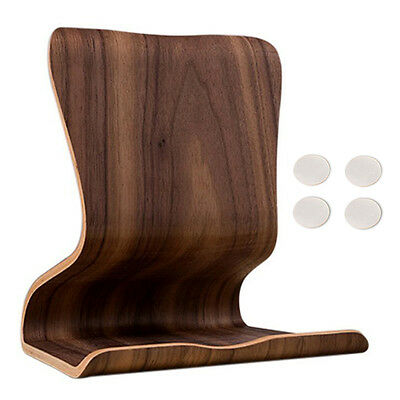 W205 Universal Wood Tablet PC Stand Holder for Apple iPad Mini Air 2 3 4 iPhone