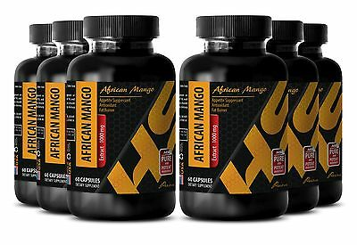 Body weight - PURE AFRICAN MANGO EXTRACT 1000mg - Weight Loss 6B 360 Capsules