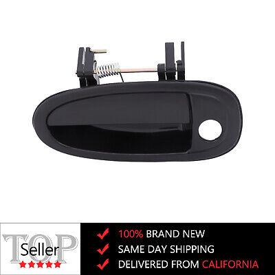 Rear,Left Driver Side DOOR OUTER HANDLE For Toyota Avalon 69240AC010C0 VAQ2 AM