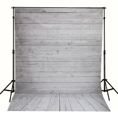 [NEW] 5x7ft 1.5x2.1m Wood Floor Photography Background Photo Backdrops For Studi