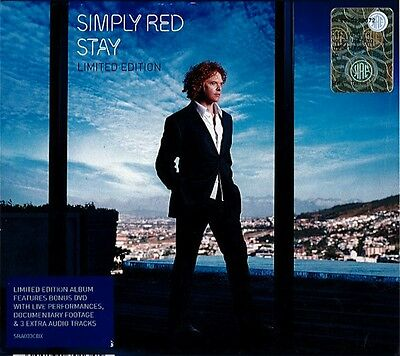 Simply Red - Stay ( CD + DVD - Album - Limited Edition )