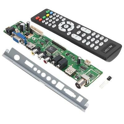 [NEW] V56 Universal LCD TV Controller Driver Board + V56 Baffle Iron Stand