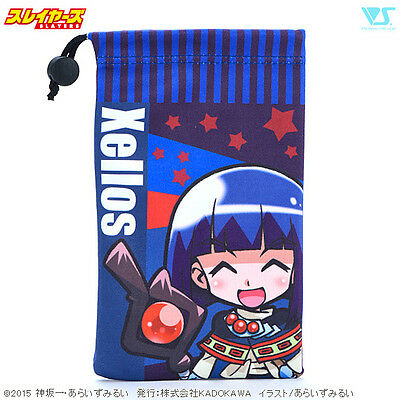 Slayers Anime Xellos Smartphone Cleaner Pouch Rui Araizumi RARE NEW Limited