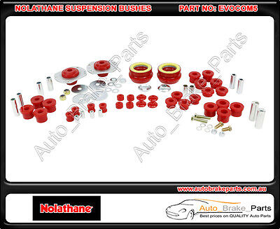 NOLATHANE Front and Rear Essential Vehicle Kit suits HSV CLUBSPORT VT - EVOCOM5