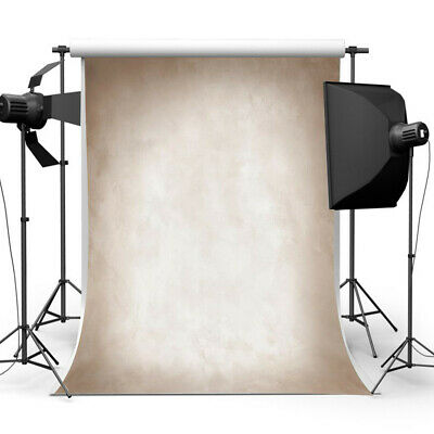 [NEW] 3x5FT Vinyl Photography Backdrop Light Color Background Photo Studio Prop
