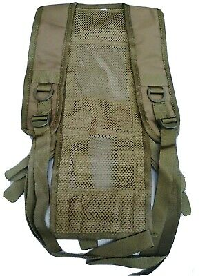 6 Point Military Harness Khaki - Hd 900D / Mesh Back /cadets / Hunters - Tas