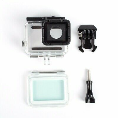 [NEW] 60M Waterproof Housing Case with Touch Screen Backdoor Cover For Gopro Her