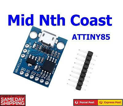 New Digispark Kickstarter Attiny85 USB Development Board For Arduino