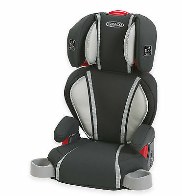 NEW Graco Highback TurboBooster Booster Seat, Glacier