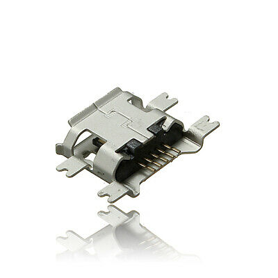 [NEW] Micro USB Type B Female 5Pin Socket 4Legs SMT SMD Soldering Connector