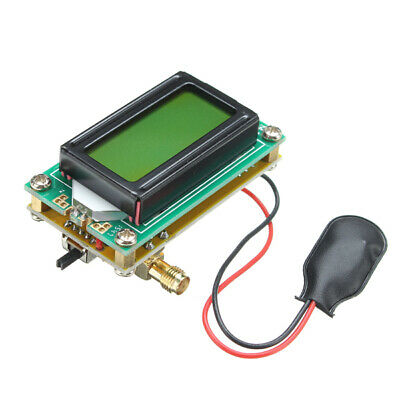 [NEW] 9V Frequency Meter 500mhz High Precision Reader RF Radio Frequency Measuri