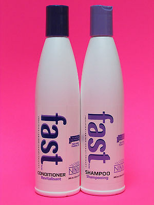 20 Oz Nisim Fast Hair Growth Shampoo & Conditioner (No Sulphates) Free Ship Usa
