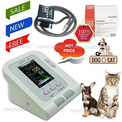 Digital Veterinary Blood Pressure Monitor NIBP cuff,Dog/Cat/Pets,US seller