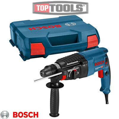Bosch GBH2-26DRE 3-Mode Rotary Hammer with SDS-Plus Fitting 240V 0611253742