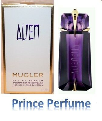 THIERRY MUGLER ALIEN EDP THE NON REFILLABLE TALISMAN NATURAL SPRAY - 30 ml