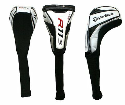 TaylorMade R11s wood head cover set - wood covers - 3 pieces