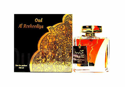 Oud Al Resheediya By Al Khayam Zafron 100ml Eau De Patrfum For Men