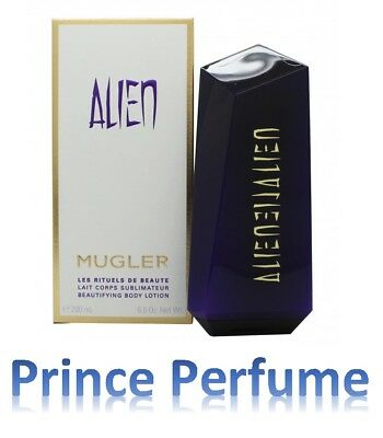 THIERRY MUGLER ALIEN LES RITUELS D'OR RADIANT BODY LOTION - 200 ml