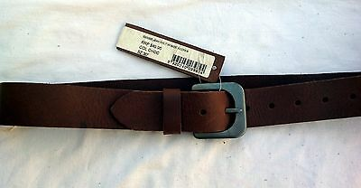 New Quality Leather. Eagle Jean Belt . Chocolate. Size 30. Aus Seller. 245.