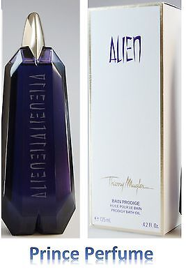 THIERRY MUGLER ALIEN PRODIGY BATH OIL - 125 ml